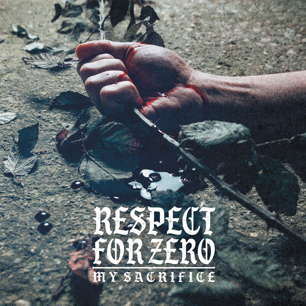 respect for zero my sacrifice idr094